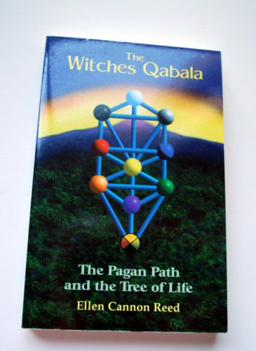 Book, Used, The Witches Qabala, Reed, 1997, Revised