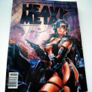 Magazine, Vintage, Heavy Metal, November 18, 1989