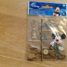 New Scrapbook Embellishment stickers Disney Mickey Mouse river boat ride $4.99