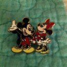 Walt Disney World Mickey And Minnie Mouse Today Pin $14.99