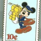 Walt Disney World 10 cent Stamp Mickey Carrying Packages Postage Stamp Pin $9.99