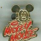 Walt Disney World Golden Mickey Mouse Lanyard Series 2004 Signature Pin$6.99