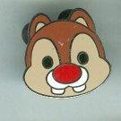 Walt Disney World Dale Pin Chipmunk Head 2008 $6.99