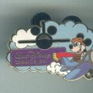 Walt Disney World Travel Company Plane Mickey Mouse Pin $14.99