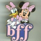 Walt Disney World Minnie Mouse and Daisy VFF Sparkle Pin $14.99