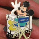 Authentic Walt Disney Soda Fountain Club Mickey Mouse Star Chair LE300 Pin