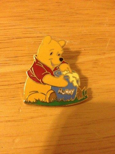 Authentic Disney Hunny Winnie the Pooh Pot Pin