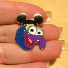 Authentic Gonzo Muppets Mickey Head Hat 2009 Pin