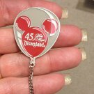 Authentic Walt Disney 45 Years of Magic LE5000 Mickey Ear Balloon Pin Red