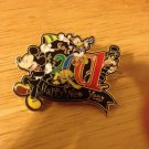 Authentic 2001 Happy New Year Limited Edition 15,000 Disney Pin