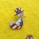 4th of July Hat Vest Donald  Duck Disney Pin