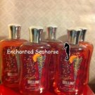 Lot of 5 Bath and Body Works Jingle Bellini Peach Fragrance Shower Gel $55