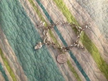 Monterey California aquarium bracelet octopus starfish sea otter seahorse $29.99