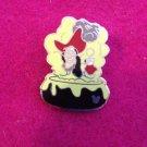 Authentic Walt Disney World Captain Hook Cauldron Villians 2006 Pin $6.99