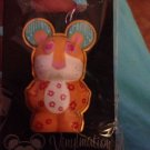 Authentic Disney It's a small world tiger 3D Vinylmation Pin new  in pkg  $9.99