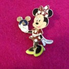 Walt Disney World Minnie Mouse Holding Mickey Ear Hat TRADING Pin $9.99