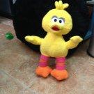 Small Soft Plush Stuffed Animal Big Bird Sesame Street Toy SALE $4.99