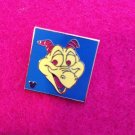 Authentic Walt Disney World 2011 Color Figment Hidden Mickey 2 of 5 Blue Pin $6.99