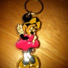 Large Plastic Minnie Mouse Vintage Key Chain $8.99