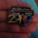 Authentic Disney 2000 Celebrate the future  hand in Hand Pin $7.99