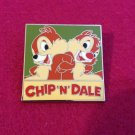 Authentic Walt Disney World Large Chip N Dale 2012 Lanyard Starter Pin $8.99