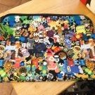 """New Vinylmation Laptop Reversible Padded Computer Bag and Keychain 13.5"""" x 10"""" $19.99"""