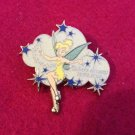 Authentic Disney Tinkerbell Exclusive Pixie Dust Pin Where Dreams Come True $7.99
