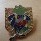Authentic Walt Disney World Vintage Mr. Toads Wild Ride Shield 2007 Pin $29.99