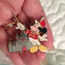 Authentic Walt Disney World Mickey Mouse Castle Band Director PIN $24.99