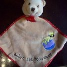 Baby Winnie the Pooh My First Pooh Bear Lovey Blanket