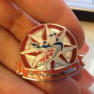 Walt Disney World 2012 Blizard Beach Gator Compass Pin
