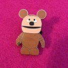Authentic Muppets Bear 2010 Vinylmation Pin