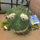 "WebKinz 9"" Frog Plush Stuffed Animal New with Tags"