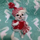 "New Annalee Mobilitee 6"" Peppermint Boy Mouse 2007 $25.99"