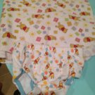 Winnie The Pooh Baby Swaddled Blanket & Bloomer Diaper Cover Set 0-6m $5.99