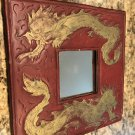 Dragon Mirror Asian Oriental SALE $15