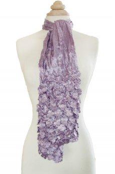 Powder Luxury Scarf - Lilac