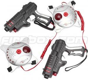 Shocking Laser Guns