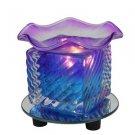 Blue & Purple Oil Warmer