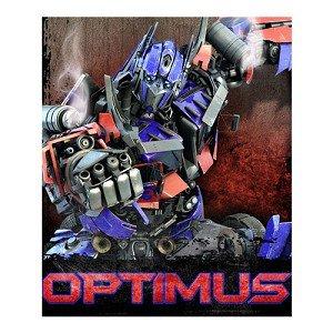 Transformers Optimus Prime Blanket
