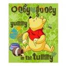 Winnie the Pooh Hunny Blanket