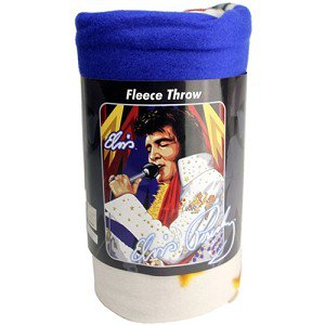 Elvis Presley Blanket Las Vegas