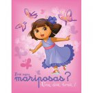 Dora Butterfly Blanket