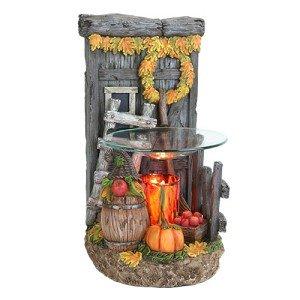 Fall Harvest Oil Warmer