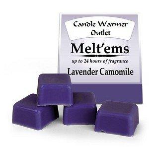 Lavender Chamomile Tart
