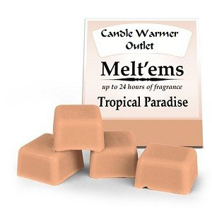 Tropical Paradise Scented Wax Tart