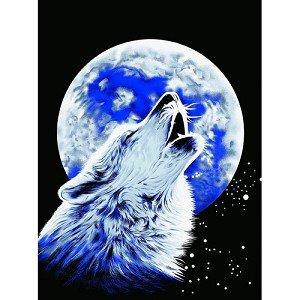 Wolf Blanket Queen Size
