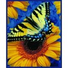 Butterfly Queen Size Blanket