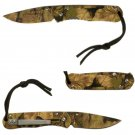 Camo Pocket Knife