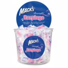 Dreamgirl Soft Foam Ear Plugs 100 Pair Pink